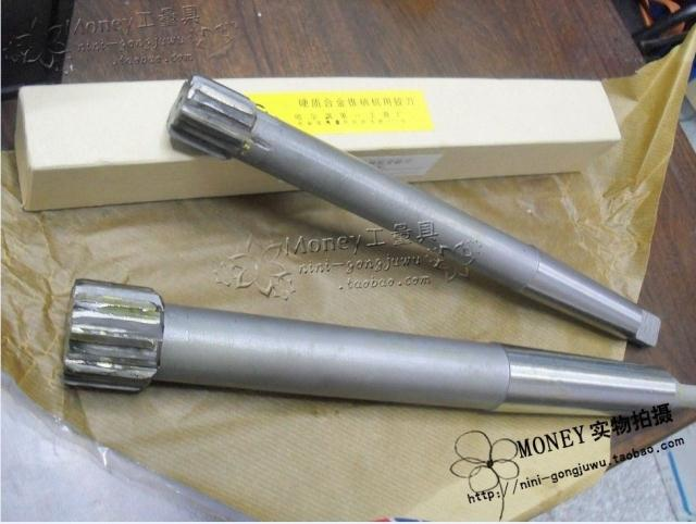 41/42/43/44/45/46/47/48/49/50/60/70/80mm machine reamers with alloy taper shank
