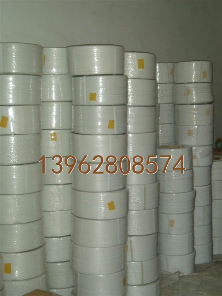 Semi automatic PP packing belt, new material packing belt, hot melt machine, packing belt printing 2000 meters belt