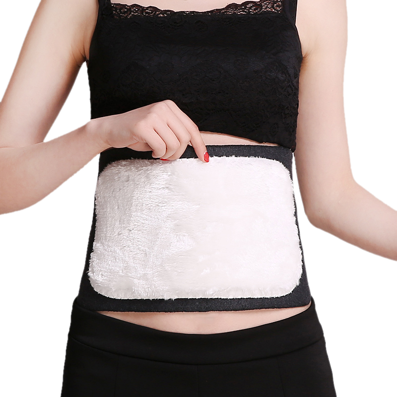 Protect waist and abdomen, keep warm belt, catch cold waist protection waist belt, prevent men and women waist waist waist protection