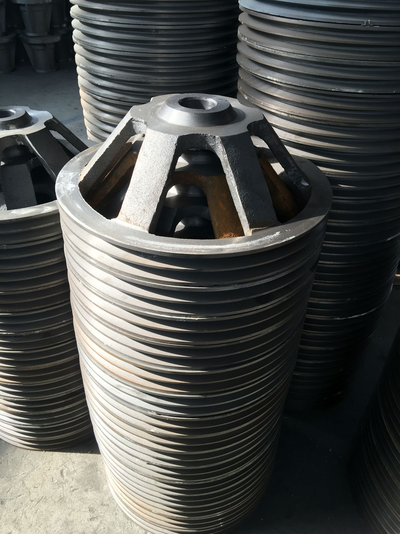 Equipamento de lavagem máquina de lavar máquina de lavar POLIA de diâmetro, 300, 400, 500, a - B - C groove