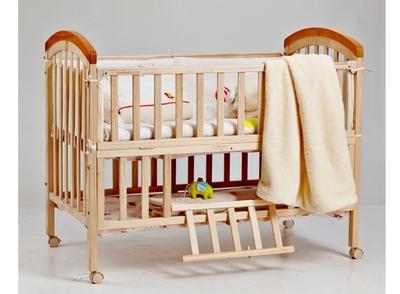 Εντάξει παιδιά το λίκνο της προστασίας του περιβάλλοντος MC287H ξύλινο κρεβάτι παιχνίδι μωρό κουνουπιέρα στρώμα πολυλειτουργική μπορεί να επιμηκυνθεί το κρεβάτι του παιδιού