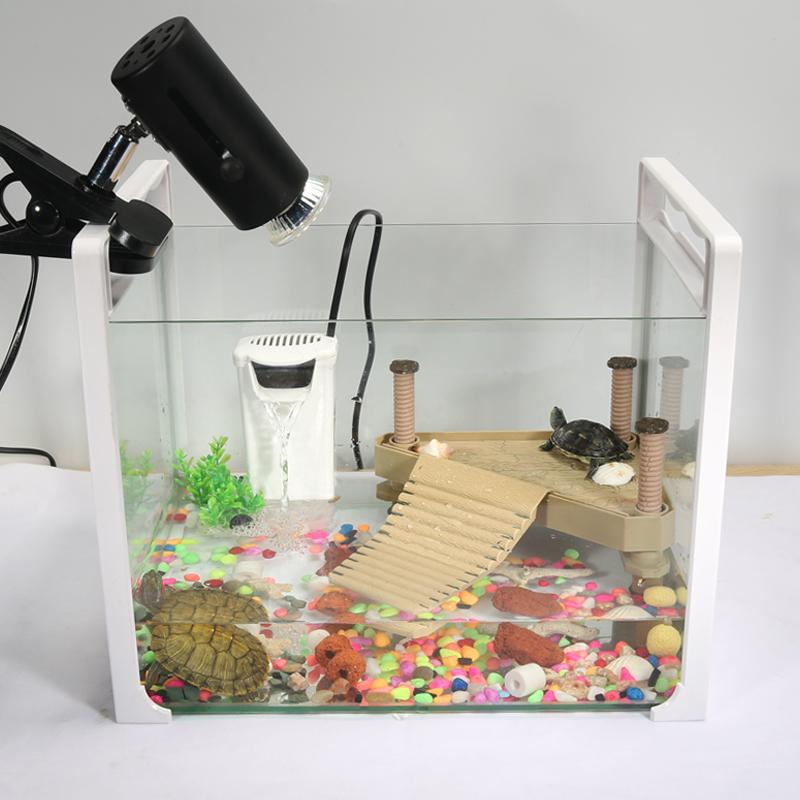 Der neue große kunststoff - schildkröte, Teich MIT Filter - Stein Geld chelydra schildkröten gezüchteten box Turtle zylinder MIT speziell