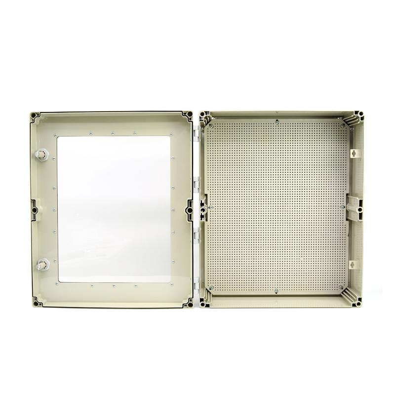 600*500*195 прозрачной двери с замком петли анти - резервуар подземный пластиковый ящик темные линии распределительные коробки кабель связи