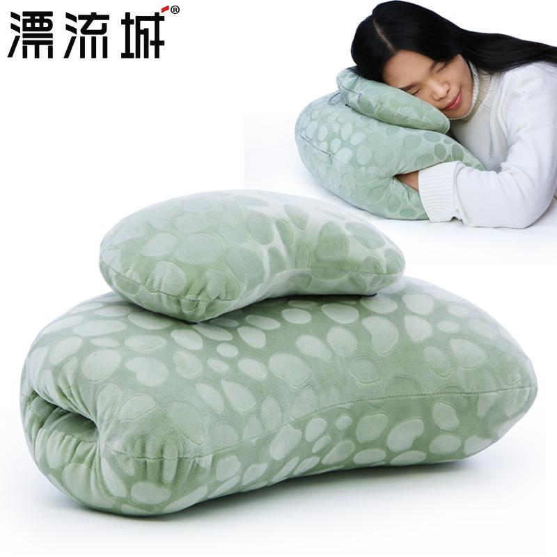 暖かい手午挿手枕抱き枕枕伏せ寝学昼寝オフィス午生機昼休み覚伏せ寝枕神器