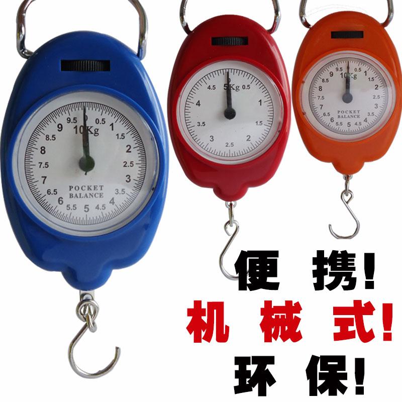 Draagbare hoge precisie de balans de mechanische precisie Express zak die aanwijzing van draagbare mini - onderwijs.
