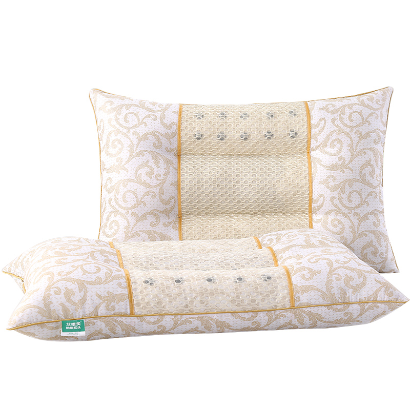 家庭用紡績品の枕枕枕ラベンダーケツメイシシングル枕枕成人護頸椎ケツメイシアロマ