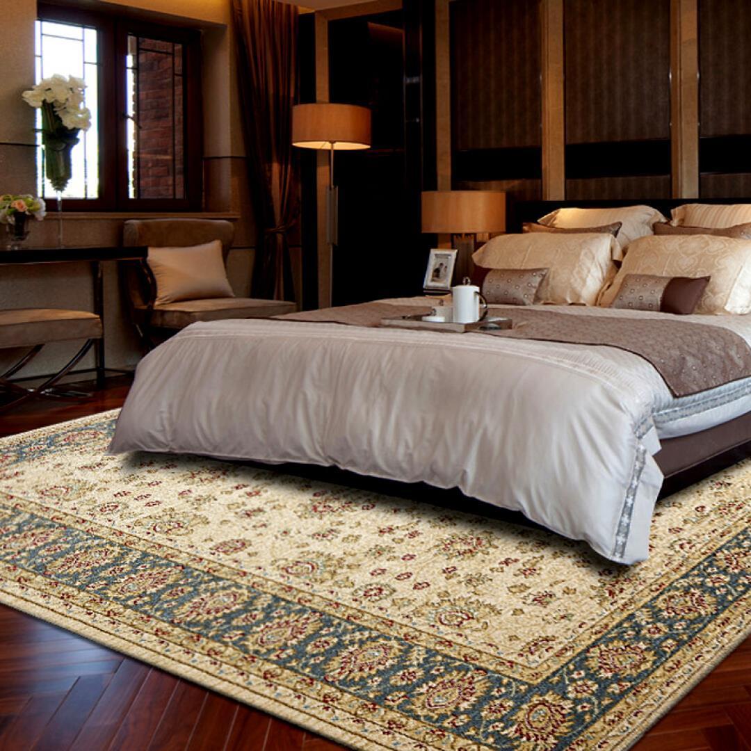 Carpet carpet, Turkey imported Persian carpet, European modern carpet, living room carpet, bedroom tea table carpet