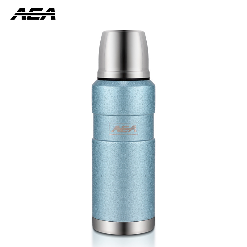 Germany AEA bullet headed thermos cup, stainless steel men's Ladies cup, student 500ml double deck vacuum
