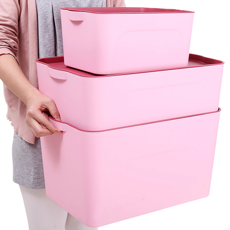 plast lådor med rektangulära plastramar plast square logistic mat. stora vita bäcken tjockare omsättning