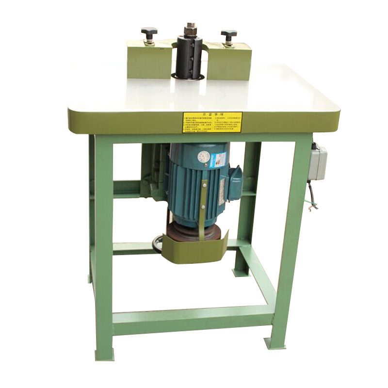 Vertical single-axis woodworking milling machine woodworking milling machine engraving machine Lou engraving machine small gong machine simple woodworking machinery