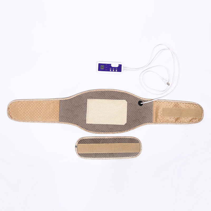 Xinke electric belt warm stomach protecting Nuangong lumbar disc for men and women warm belt electric heating hot compress moxibustion