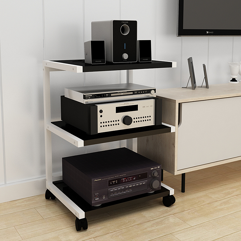 стойка усилителя мощности поддержки оборудования Факс сканер принтер принтер оратор телефон аудио мобильное сканирование