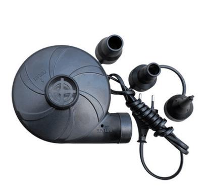 Sursky надувной надувной матрас вспомогательные инструменты бытовой бортовой электрический насос перекачки газа надувной наполнения насос двойного назначения