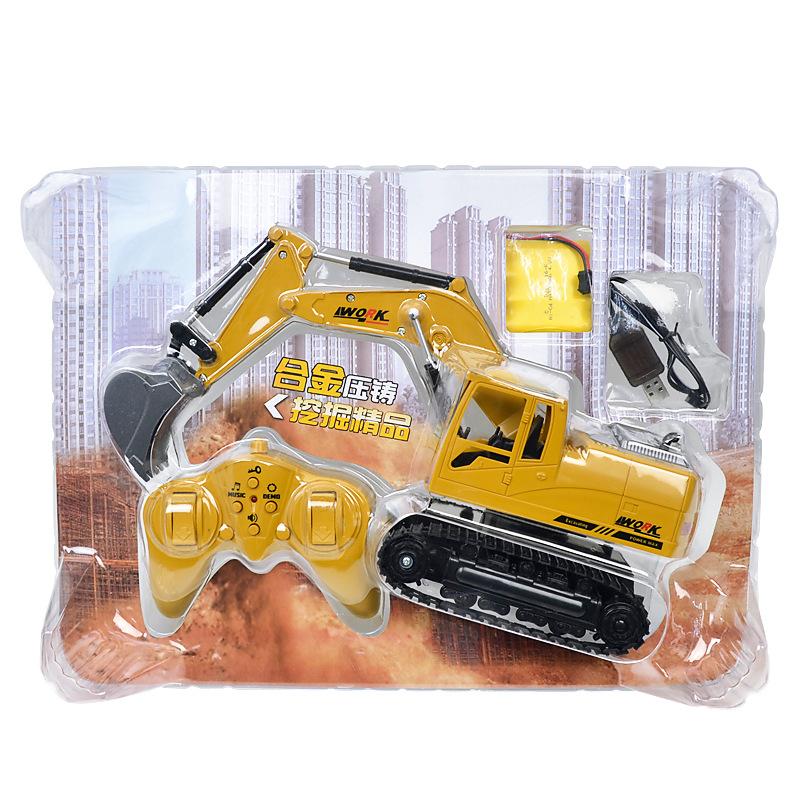 Elektro - autos für Kinder - spielzeug jungs Bagger Bagger aufgeladen - allrad - lkw