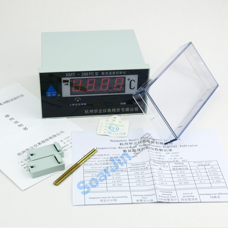 Special transformer temperature controller digital display table XMT - 288fcxmt-288fc - II