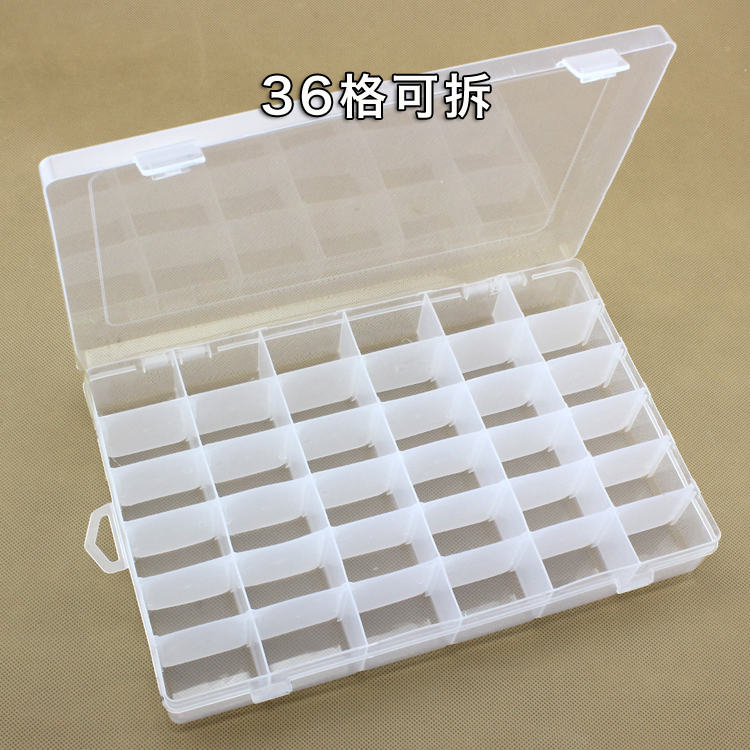 cirkulär plast lådor med lock av små vita fält öppet smyckeskrin digitala produkter förpackningar av plast runt