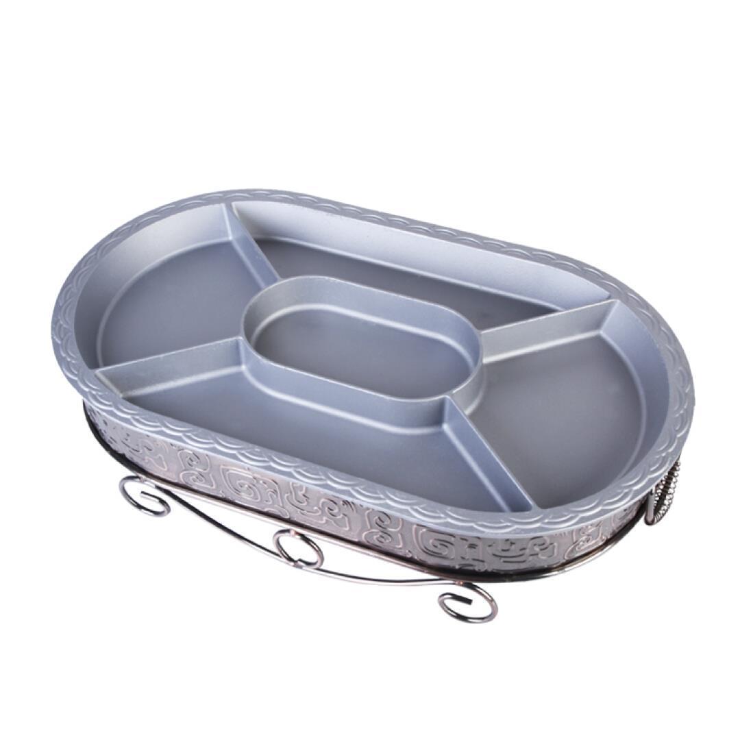 Чон Дон открытый ассорти из морепродуктов, большой ресторан морепродуктов диск пряный блюдо кофе кофе морепродуктов рыба гриль большой горшок