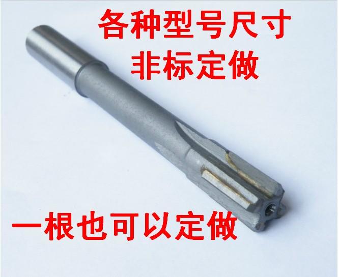 Liga de aço de tungstênio com alargador alargadores alargador de precisão não - padrão Pode ser personalizado h7h8h9 1-160MM