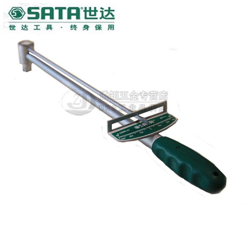 Mundo Das ferramentas ferramenta ponteiro ajustável de Alta precisão de torque wrench 48111 kg