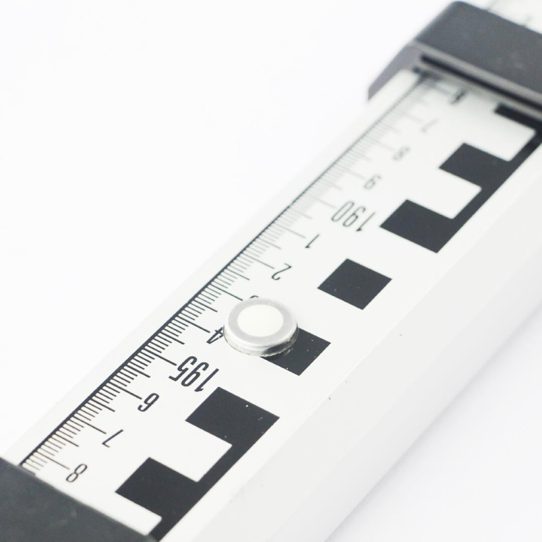浦恩 3 meta meta ฟุตหนา 5 ไม้บรรทัดอลูมิเนียมหอเท้าระดับเครื่องมือวัด 5 เมตร