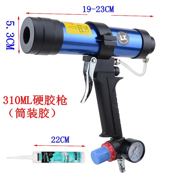 Pneumático com regulagem de Velocidade de ARMA Pistola de Cola Mais macio bd-002 pneumático Pistola de cola