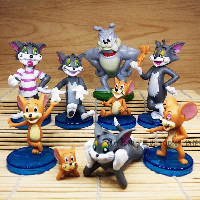 πακέτο μετά τη γάτα και το ποντίκι του οχήματος σύμφωνα με την παράγραφο 9, κούκλα στολίδια όλο καρτούν έπιπλα κούκλα μοντέλο χέρια δώρο