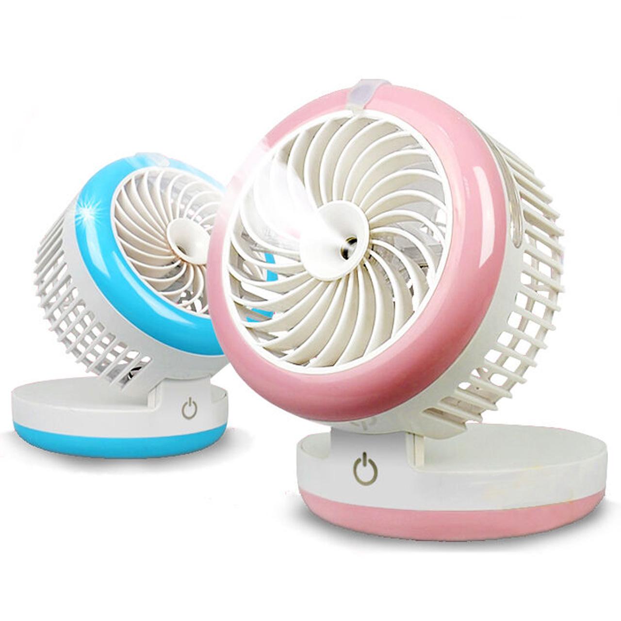 여름 기숙사 냉방 피서 제위 학생 침실 작은 팬 미니 可充电 미니 에어컨 냉동