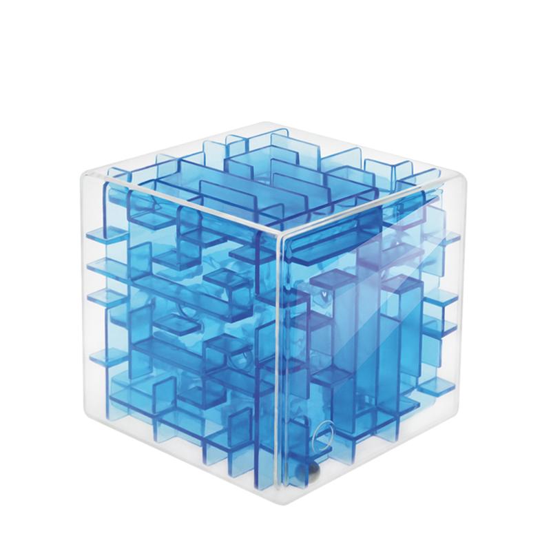 rubiks terning 3d stereo labyrint legetøj kugle sendte tyngdekraft intelligens gang bold puslespil, gå.