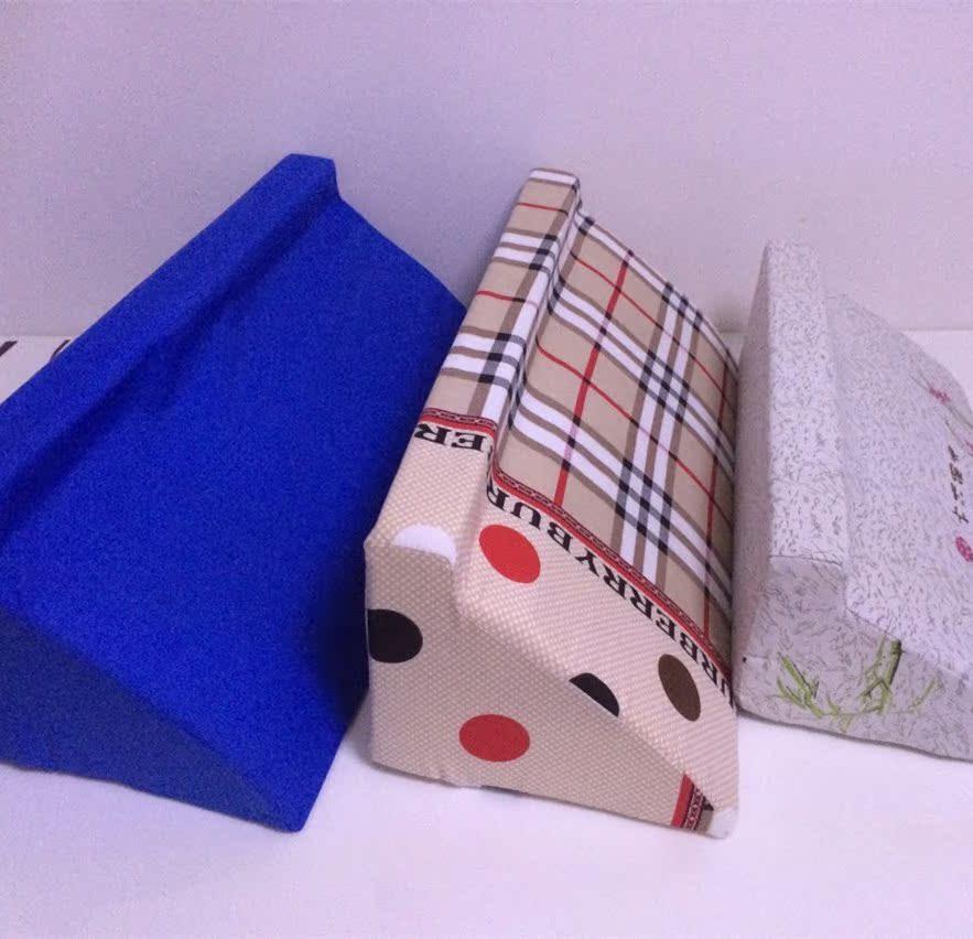 R-tipo girevole cuscino laterale ribaltabile cuscino spugna anti-decubito cura per il triangolo di forniture paziente al posto letto anziano
