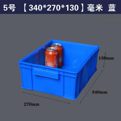 förtjockning av stora fält av industriella material av plast med rektangulär del logistik plast lådor.