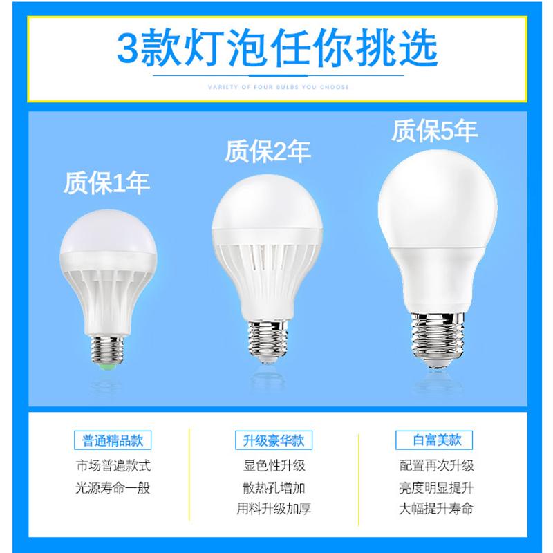 - kirkas led - lamppu sisä - e27 iso ruuvi saita! valta valaistuksen energiansäästölamppu