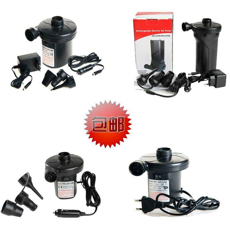 Air cushion bed air pump 22012 dual purpose AC and DC electric pumping pump