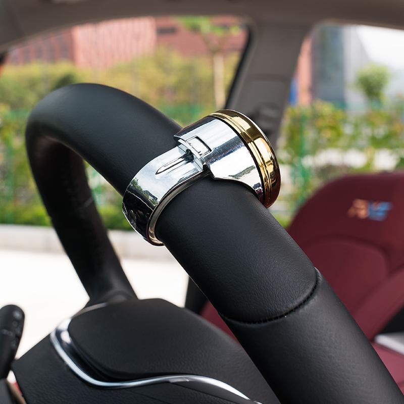 sväng tillbaka bollen på bilar och lastbilar med ratt bistånd, stöd för kreativa bollen i en artikel i ett fordon