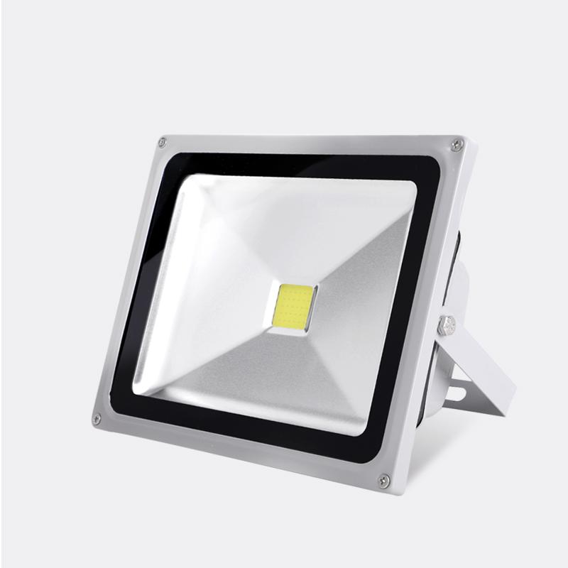светлина води. 50w100w водоустойчив прожектор на взривозащитената лампа на открито, рекламни лампи, лампи, фабриката на двора.