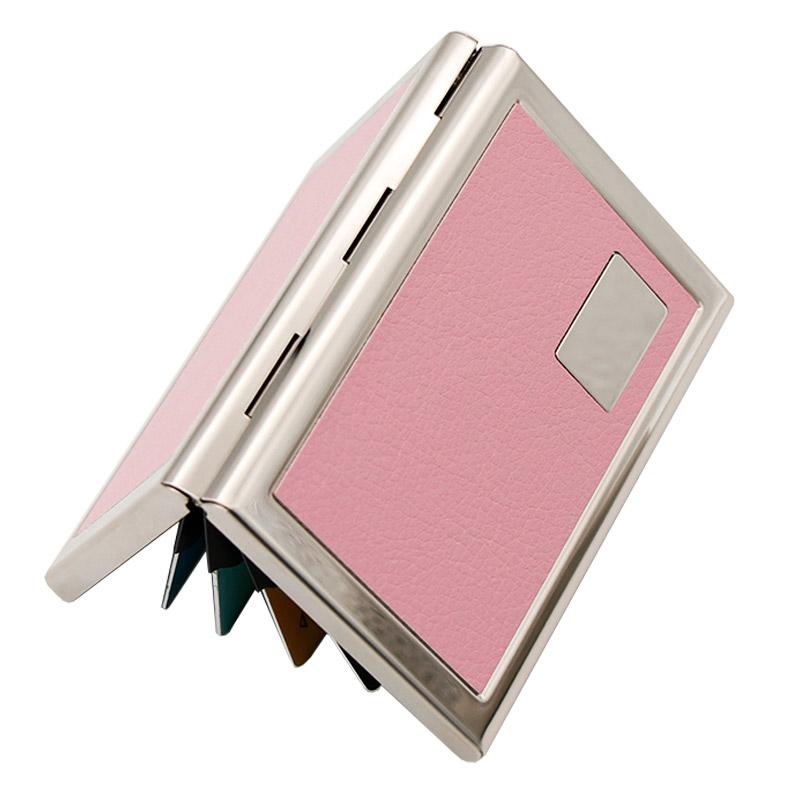 картридж кредитной карты в коробку дамы торговли творческих нержавеющей стали мужская клип коробки карты пакет подарок обычай
