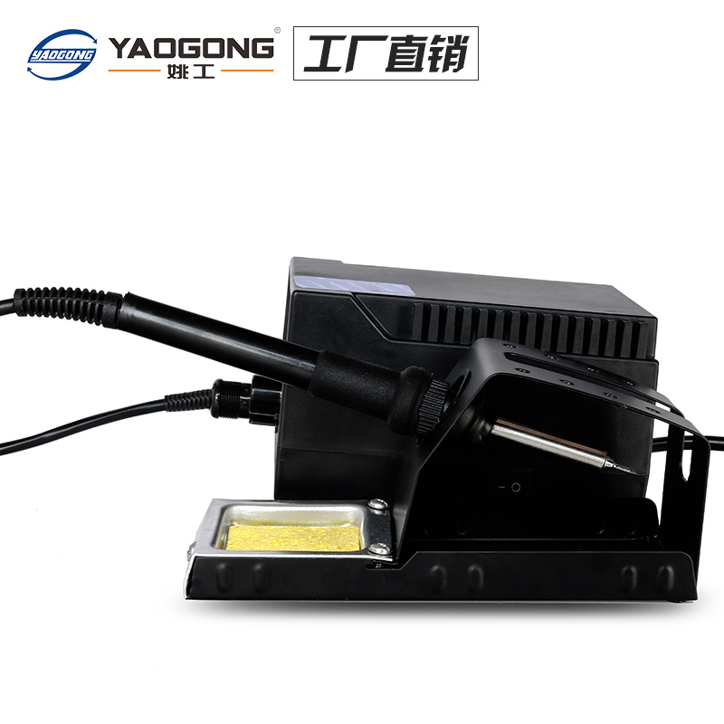 Estação de solda ferro de solda elétrica 姚工 936a termostático ajustável antiestática ferramentas de manutenção de telefone para USO doméstico pacote de correio