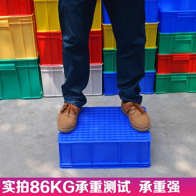 plastic box rektangulär skiva utan att täcka en stor balja fält lådor - - låda med fält