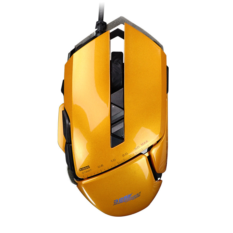 Cheap ass 325RS competitive game mouse, wired metal big machine, computer mouse, macro programming, Internet bar CF
