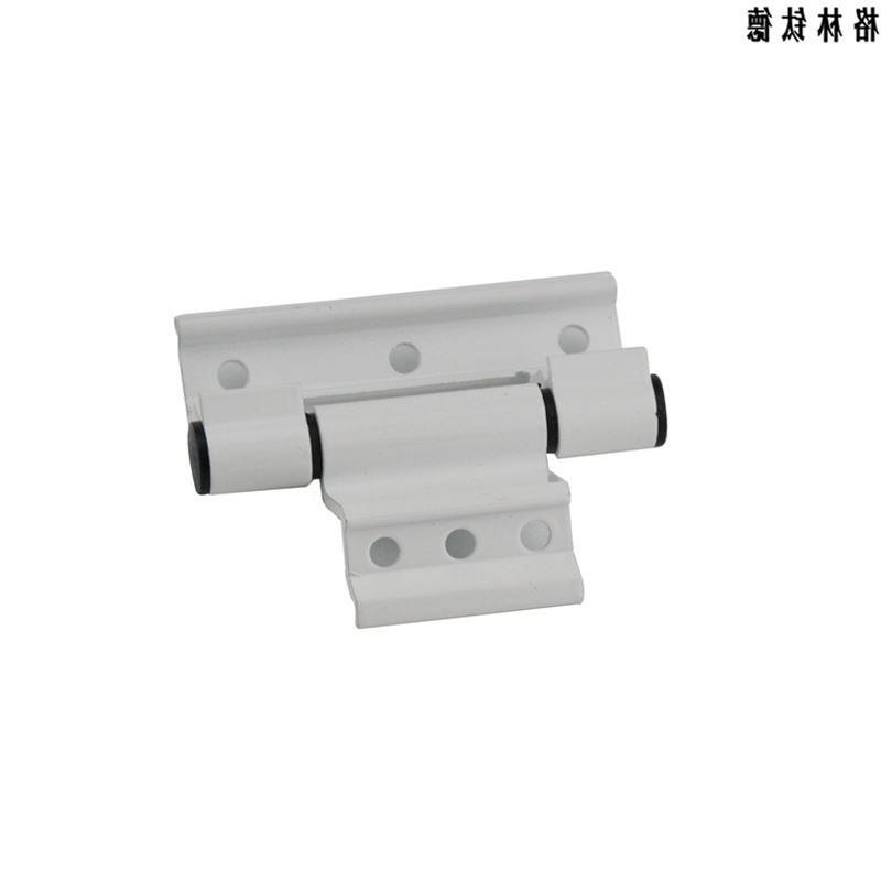 2017 hinge doors and windows, plastic fittings special new window, flat open broken bridge, open door aluminum alloy hardware hinge