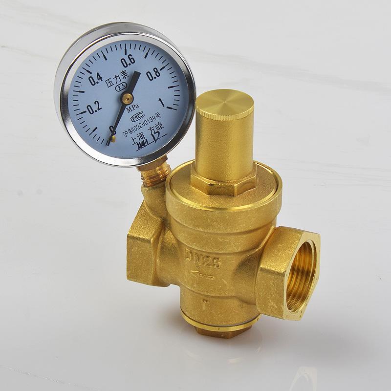 家庭用水道水の減圧バルブ4分6分汲ん閥のジーナ器、定圧