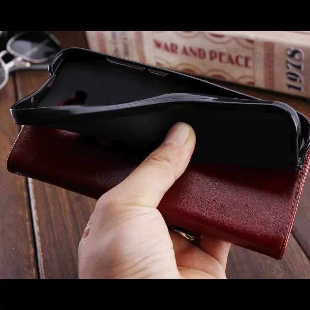 Capa de celular com estojo de couro de proteção shell shell telefone móvel conjunto de mangas de celular e CAPA de protecção aplicáveis