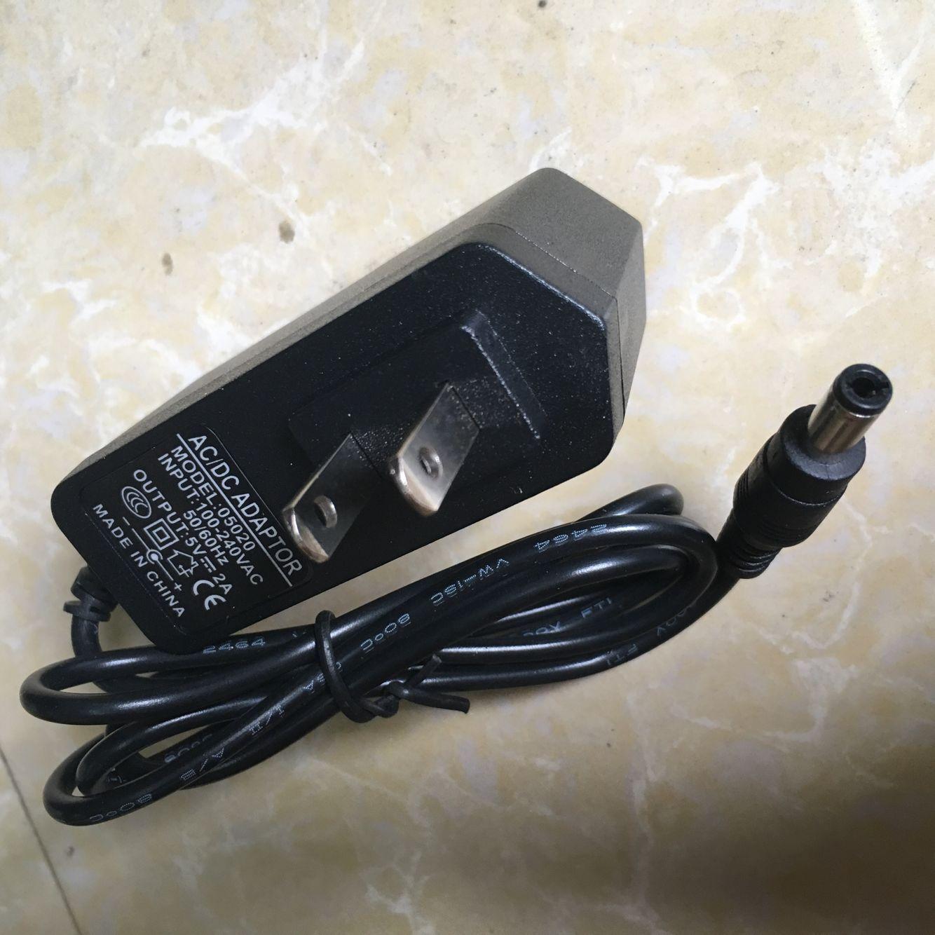 z głową rw-821s bezprzewodowy czujnik kontroli 5v2a 5v2000ma transformatora zasilacza