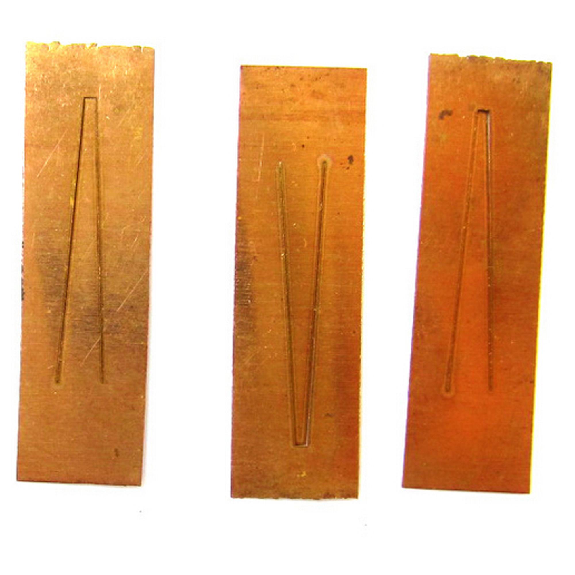 Hulusi bawu Lusheng Reed Reed de cobre de cobre el cobre abcdfg ajuste personalizado de cada primavera