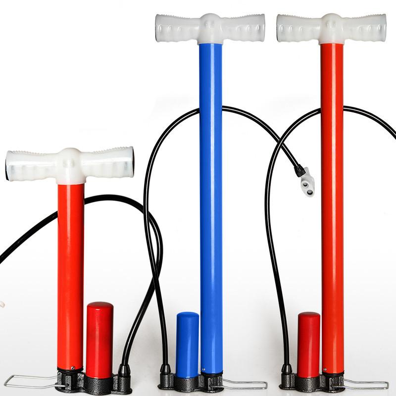 ปั๊มแรงดันสูงแบบพกพาอุปกรณ์สำหรับยานยนต์จักรยานจักรยานพับสแตนเลสปั๊ม