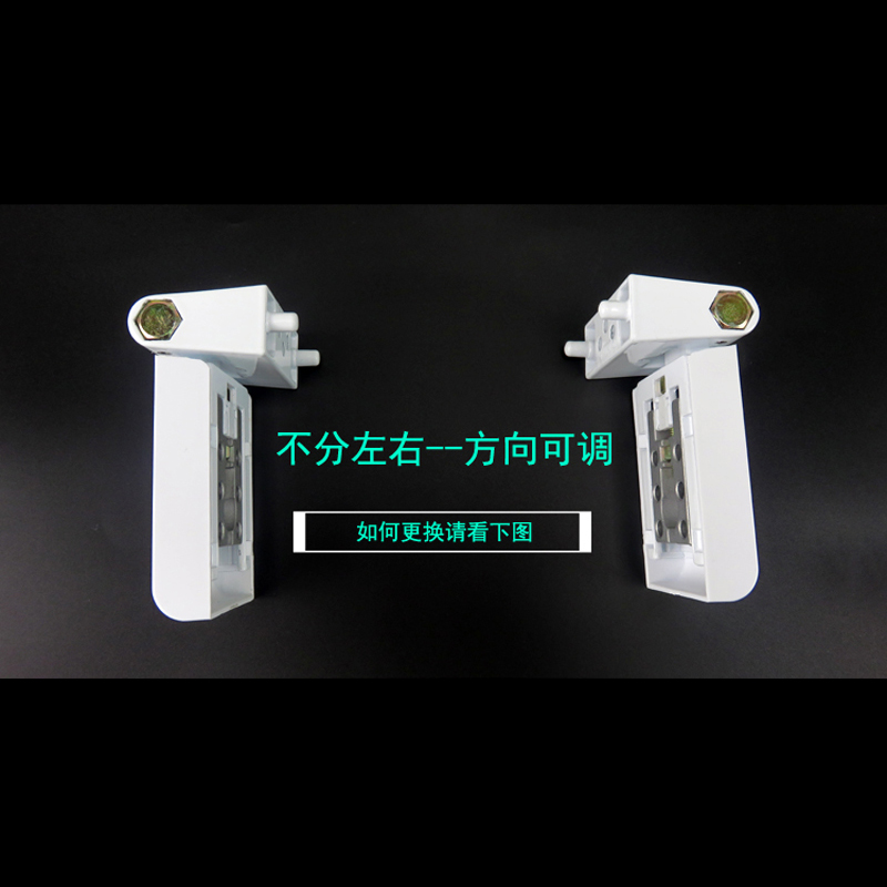 The balcony door hinge with heavy card three adjustable hinge in sliding steel doors and windows hinge