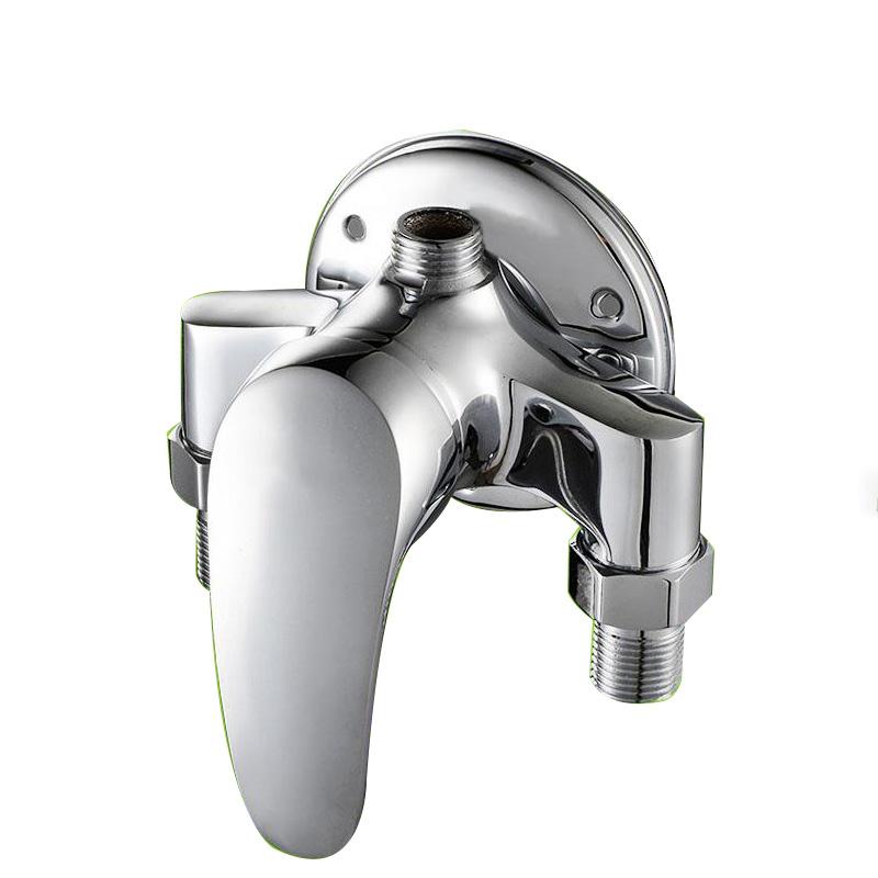 No se puede todo el conjunto de tuberías de agua y baño de cobre con una mezcla de agua con el interruptor de la DIAN de calentador de agua solar