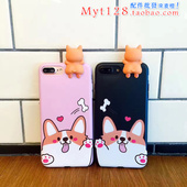Creative Corgi iPhone Case