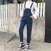 Women's Big Pocket Overalls