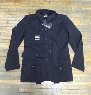 Y*3 黑色夹克