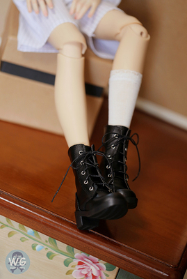 taobao agent Baby GUY bjd4 points baby shoes 3 points male and female myu giant baby SD13 10 shoes MSD DD MDD Dragon Soul strap boots